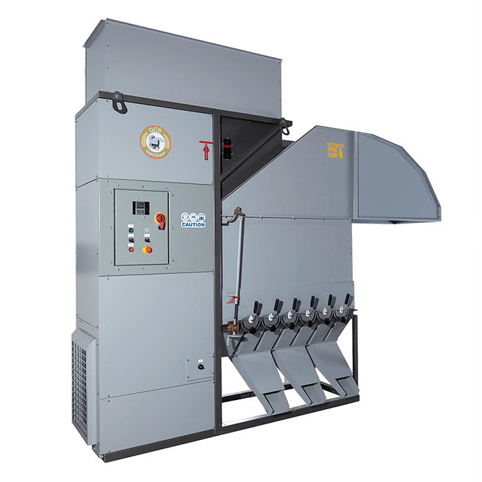 GCS Grain Cleaner