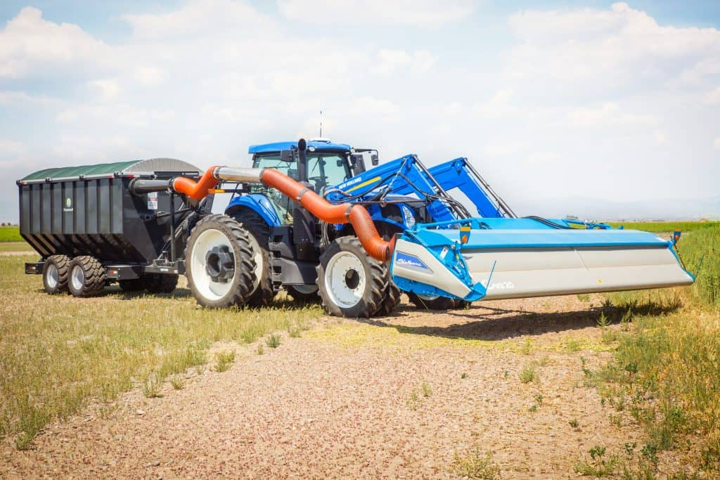 CleanStrip Harvester