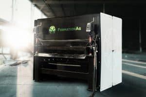 FiberTrack 660 Hemp Decorticator