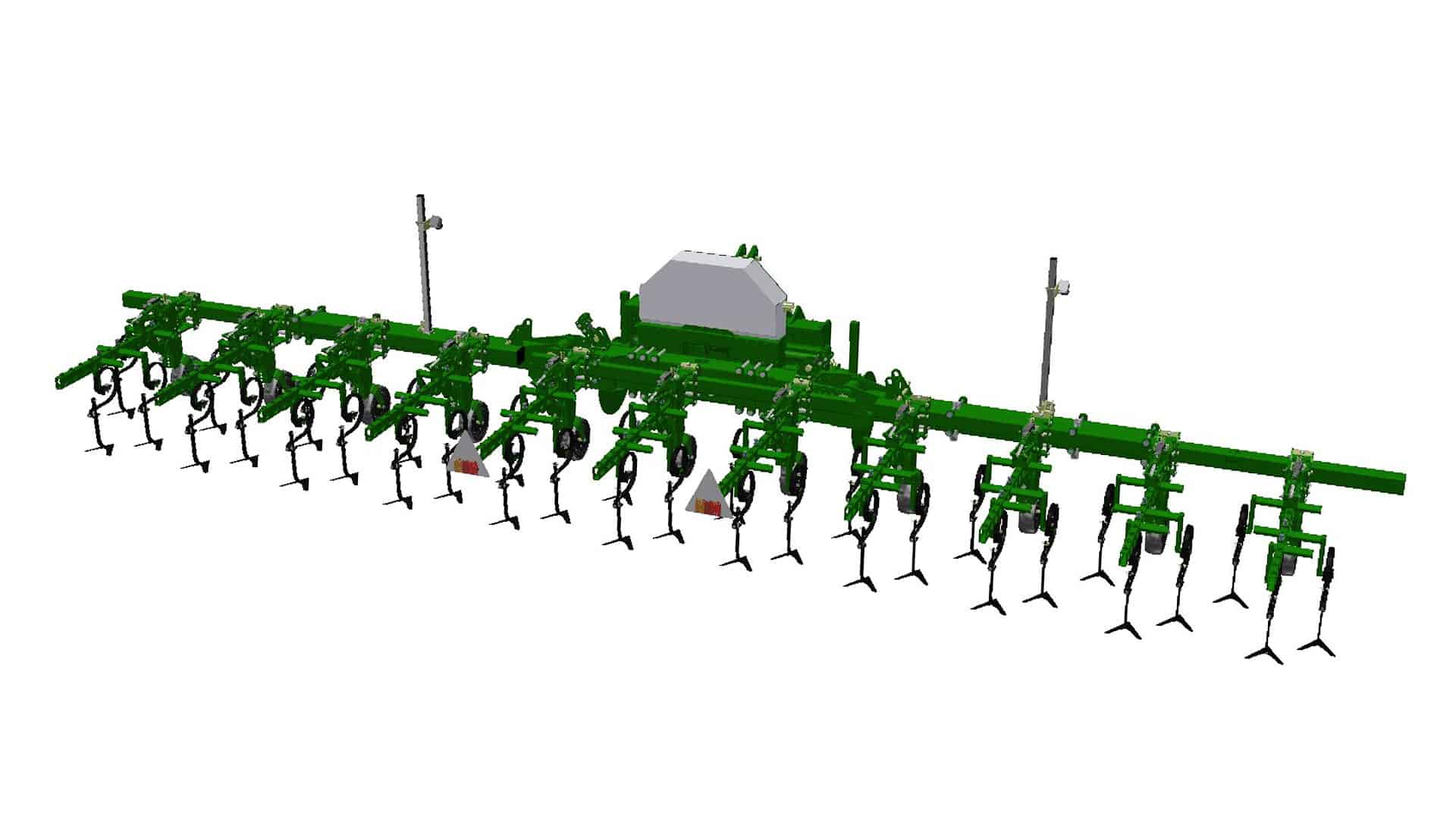 Robocrop Guided Hoe