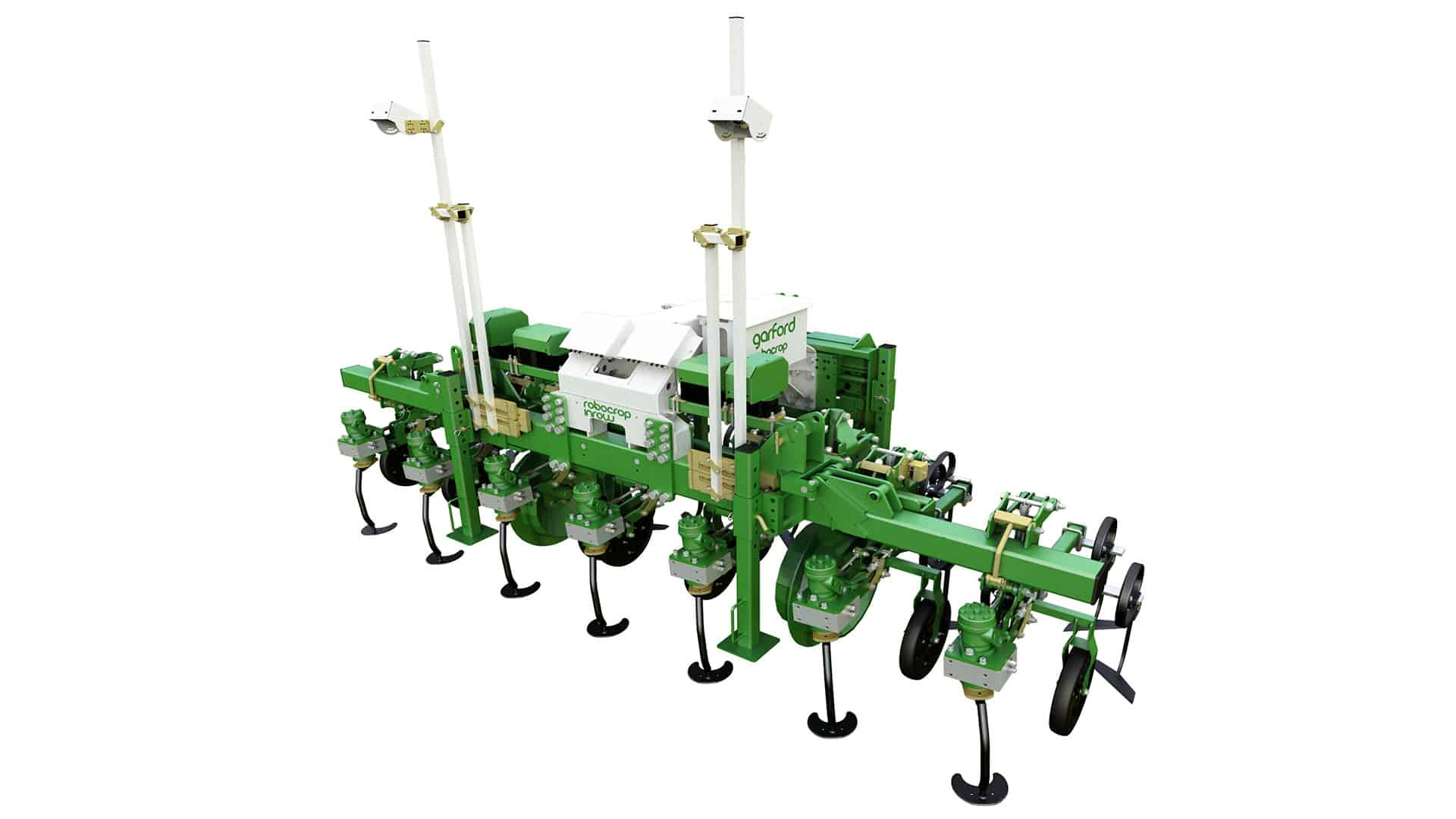Robocrop In-row Weeder